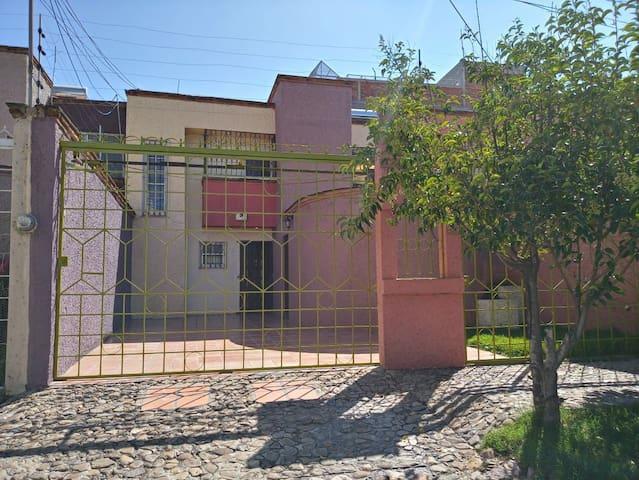 Casa Mineros Fresnillo