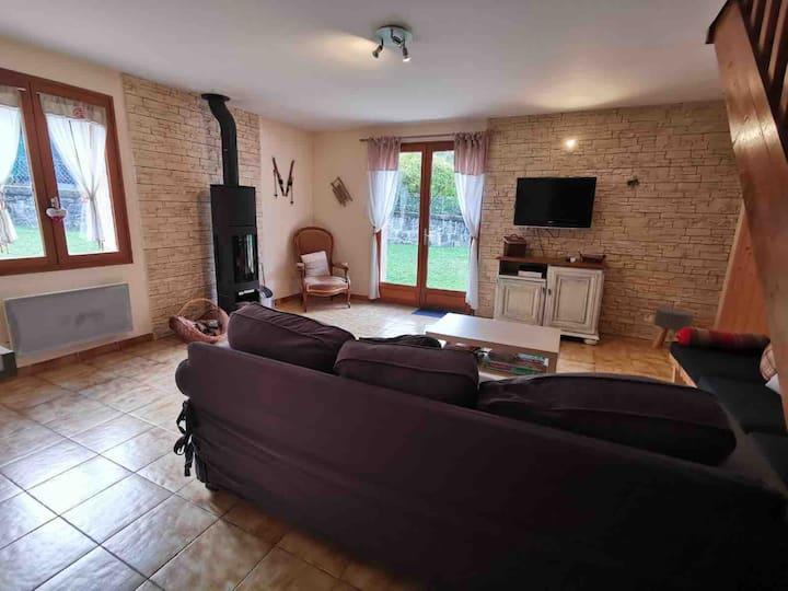 Maison spacieuse et familiale 2 à 10 personnes
