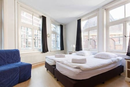 Nice Apartment In The Heart Of Center Amsterdam! - Amsterdam - Apartemen