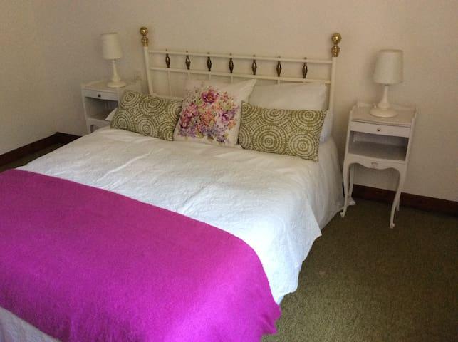 Double Bedroom with double wardrobe.