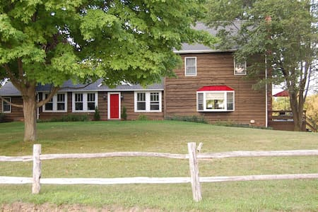 Enjoy Fabulous Views of the Laurel Highlands - Ligonier - Hus