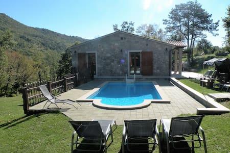 Summer & winter villa - Buzet