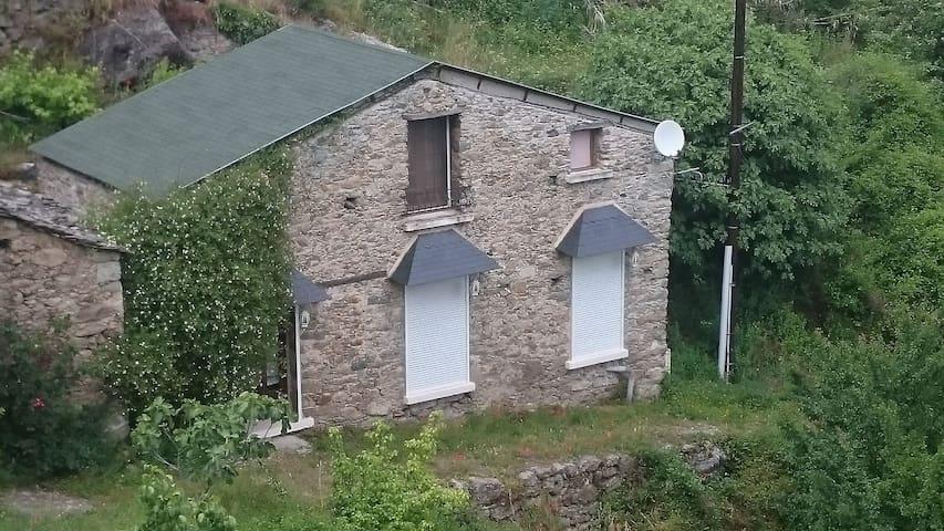 maison typique au coeur de la corse - Venaco - บ้าน