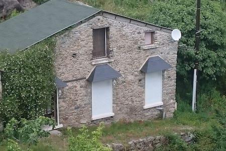 maison typique au coeur de la corse - Venaco - House