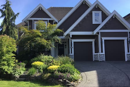 Spacious private home in South Surrey/White Rock
