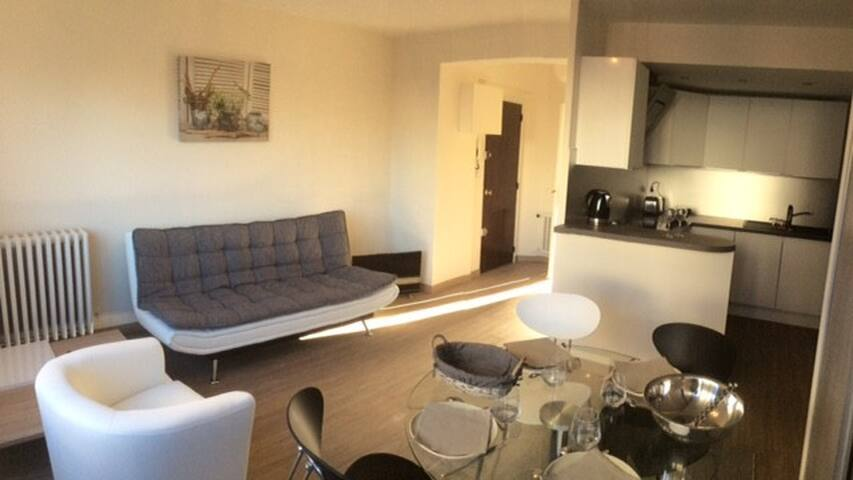New bright apartment with furniture - Le Mans - Lägenhet