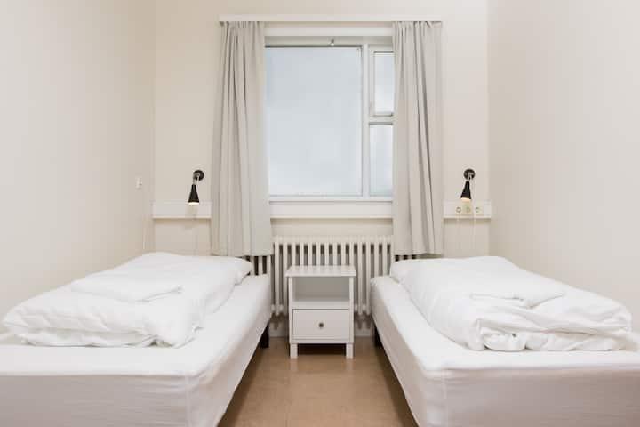 Ljosafosskoli - Eco Twin Room 4