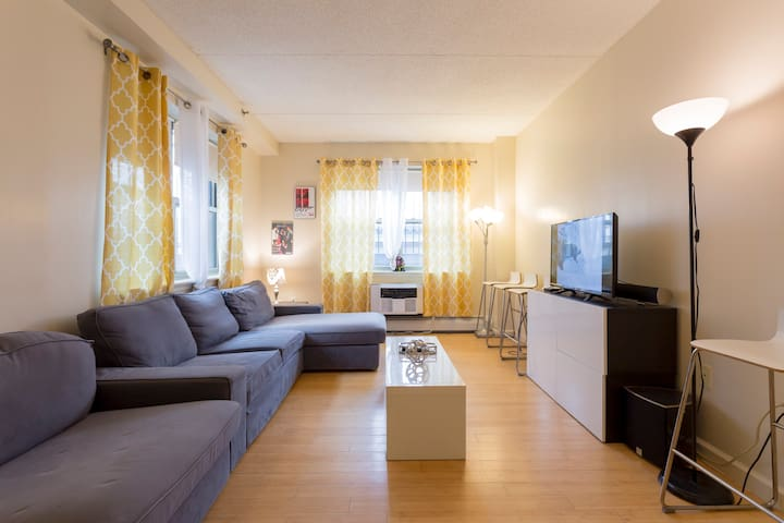 Beautiful Apartment in the Heart of Harlem - New York - Wohnung