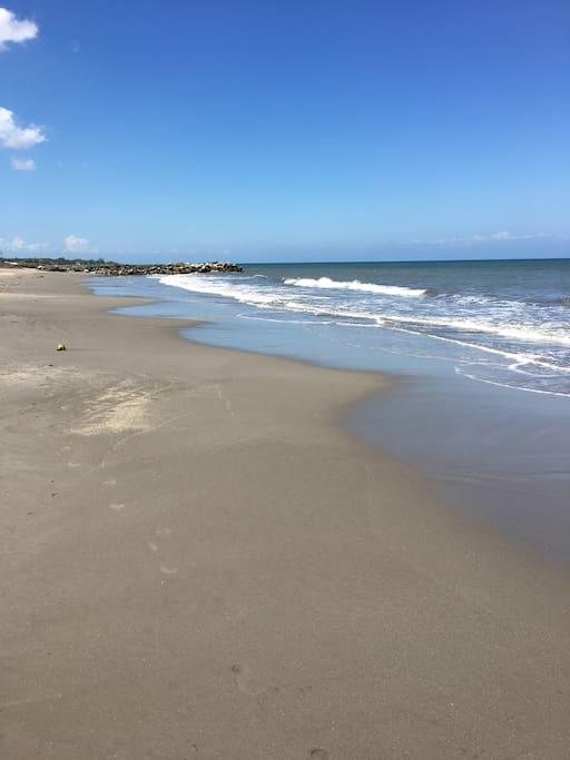 Exclusive Beach Access