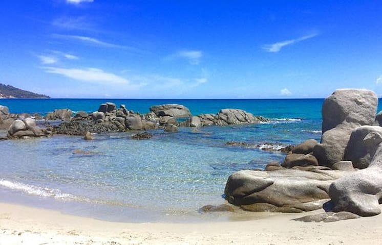 Casa Vacanze con ingresso diretto sulla spiaggia - Tortolì - Vacation home