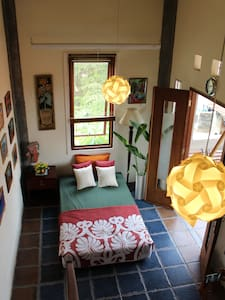 Tropical Ethnic Home Gallery - Cipayung - 独立屋
