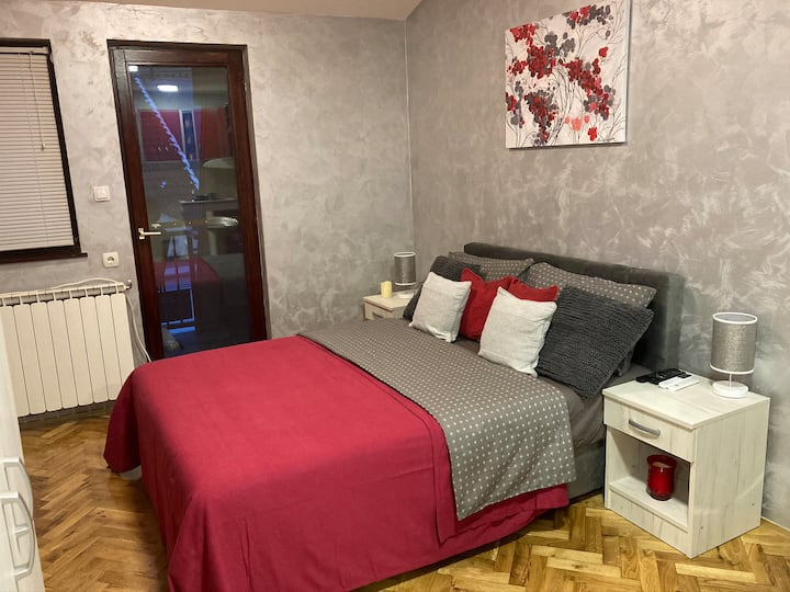 Apartment Bordeaux * Central Location ❤  Novi Sad