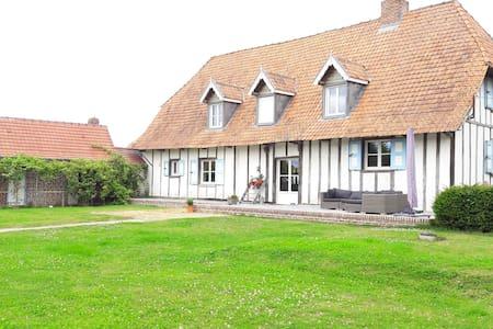 Une chambre en campagne flamande - Hondeghem