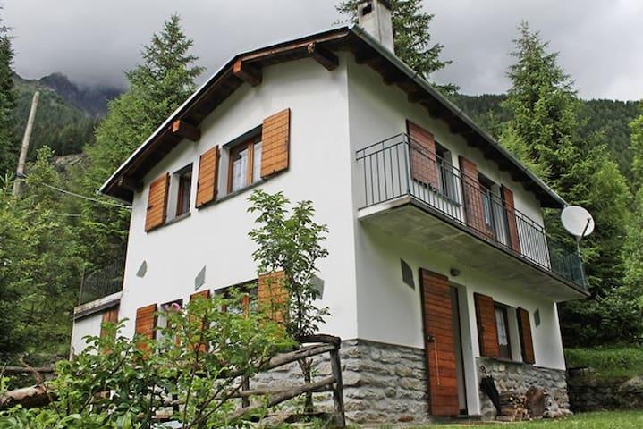 casa chiareggio - Chiareggio - Haus