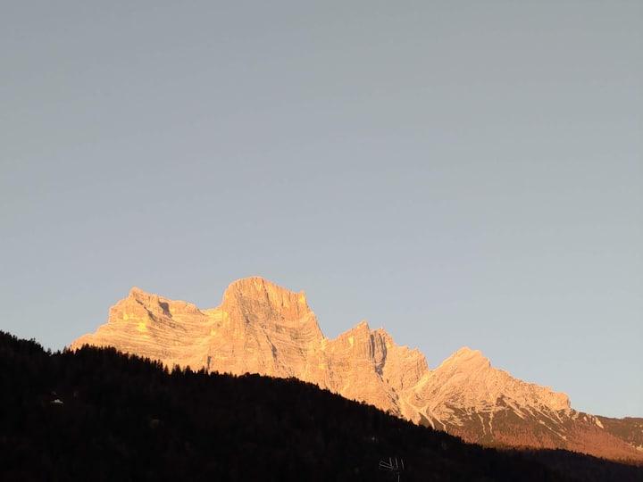 Pelmo House - Apartment on the Dolomites