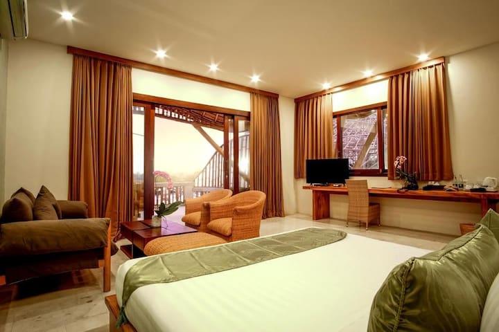 Amazing Room with shared Pool at Gili Trawangan