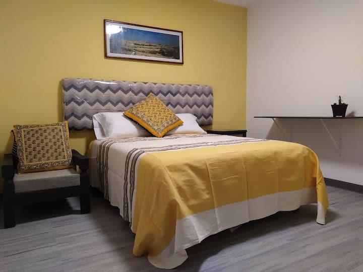 Habitación Amarilla Tranquilidad Armonía