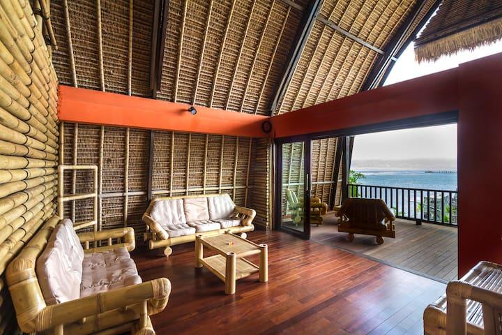 Suite Bamboo - Nusapenida - Vila