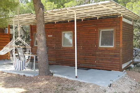 Mobile house at camp Kalebic - Prosika- Pirovac