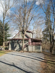 Covered Bridge Cottage of Lancaster County - Warwick Township - Huis