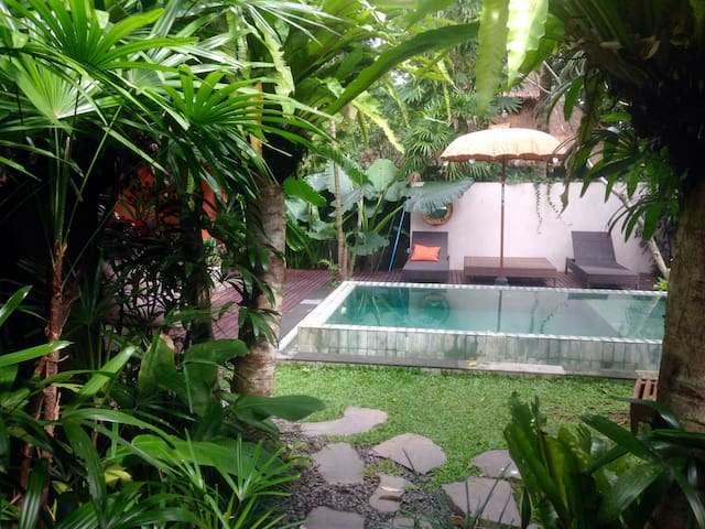 Sri Villa@T-House Kaja Lodtunduh (private pool)