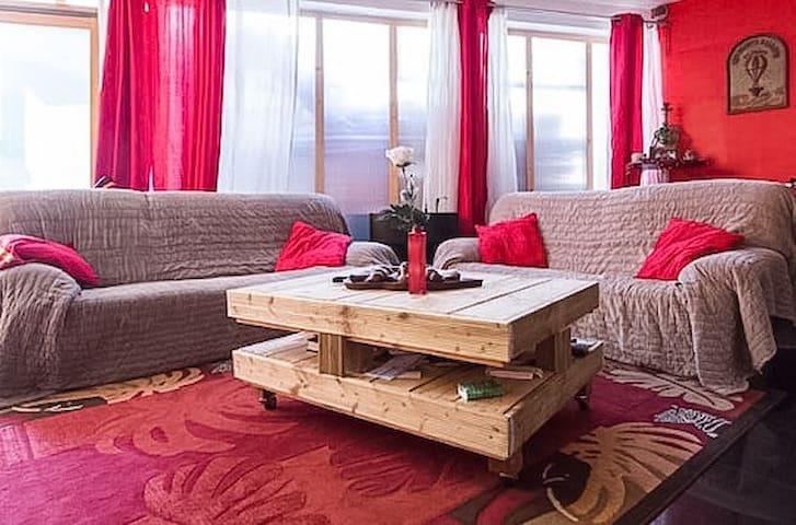 Incroyable maison calme cosy proche de Paris. - Aubervilliers - Casa