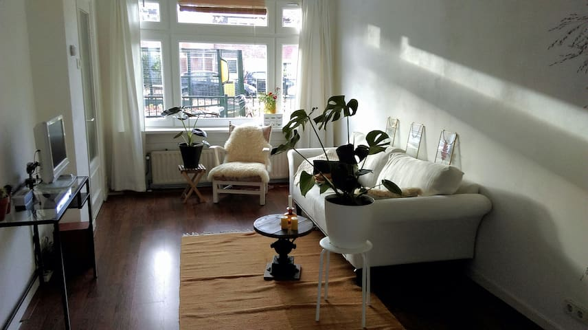 Charming, cosy and private house 2p - Utrecht - Apartment