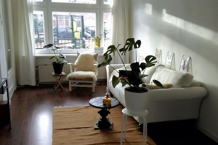 Charming, cosy and private house 2p - Utrecht - Huoneisto