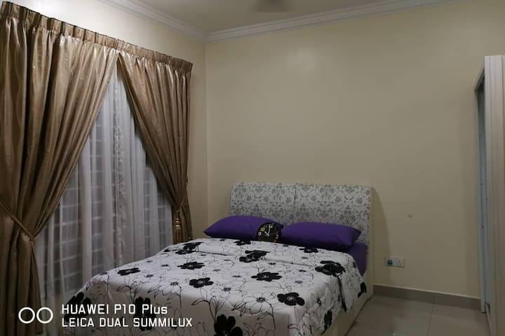 Gaya Melawati Kuala Lumpur nice & cozy studio unit