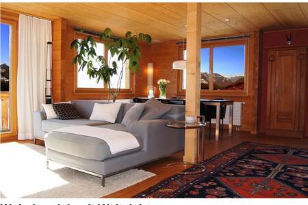 Swiss Chalet: Bergoasa - Apartemen