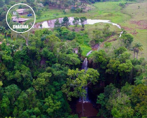 Chácara das Cachoeiras