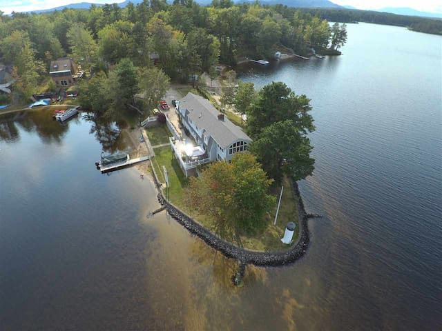 Sandy Point at Ossipee Lake