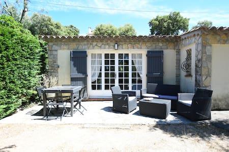 Petite villa privée 3 pièces avec piscine