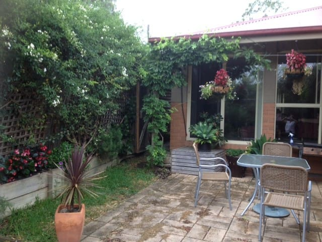 Private En suite room in  Yarra Glen Town house - Yarra Glen - Dom