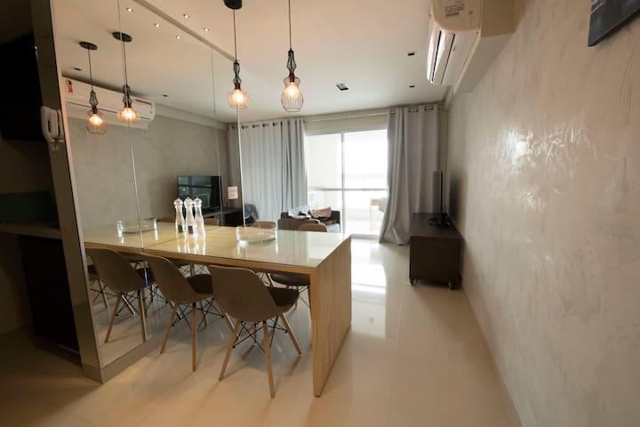 Studio luxuoso na melhor localização de Goiania