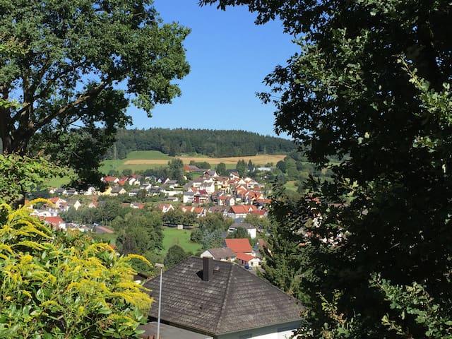 Im Grünen und doch stadtnah F**** - Bad Hersfeld - Wohnung