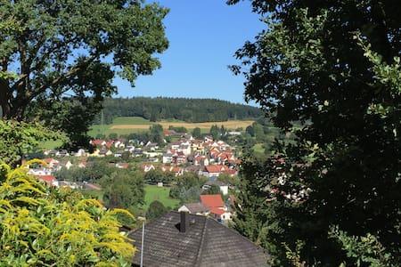Im Grünen und doch stadtnah F**** - Bad Hersfeld - Apartamento