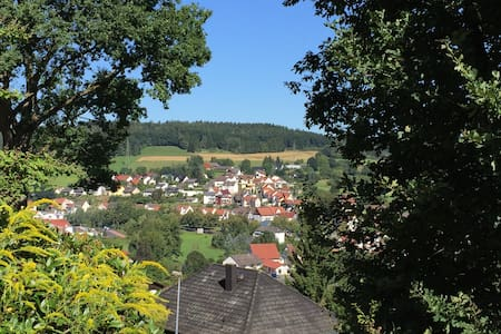 Im Grünen und doch stadtnah F**** - Bad Hersfeld - Leilighet