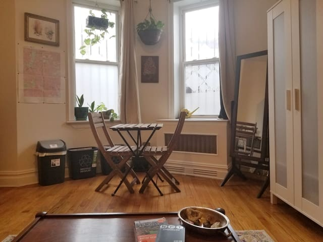 Suite w/PRIVATE Entrance in BK! 2mins to subway