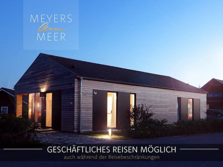 "Holzferienhaus ""JO""  500m Ostsee-Strand  - 2 Pers."