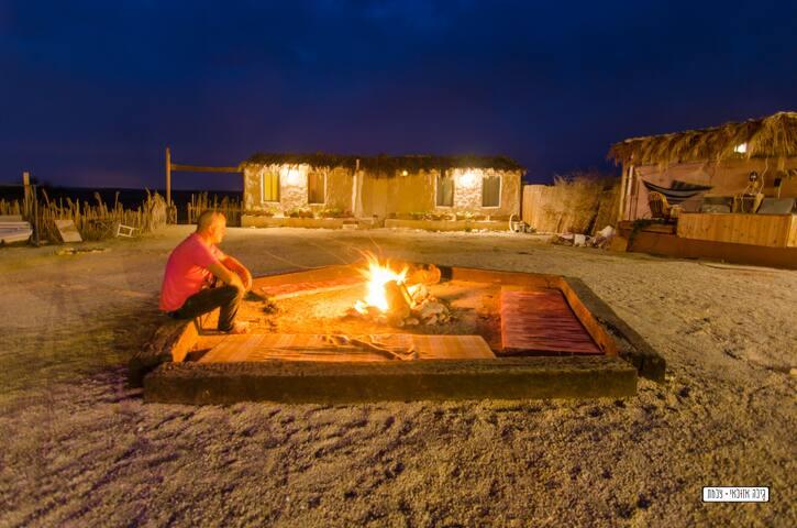 Shambala Ezuz desert hospitality -  Shambalon unit