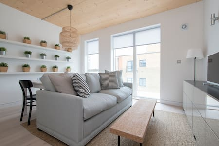 The Curtain 8 (1) - 1 Bed - London - Apartment