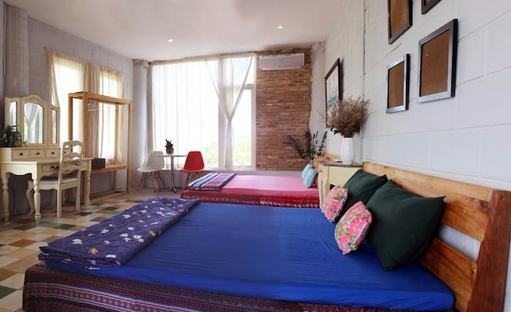 riverside- Nha que home-stay
