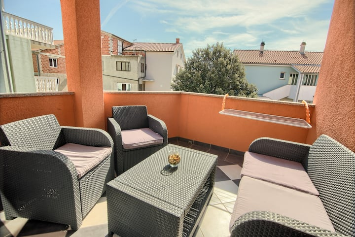 Lovely Apartment Samira °3 with A/C and WiFi