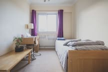 Bright Room in Central London Notting Hill Zone 1