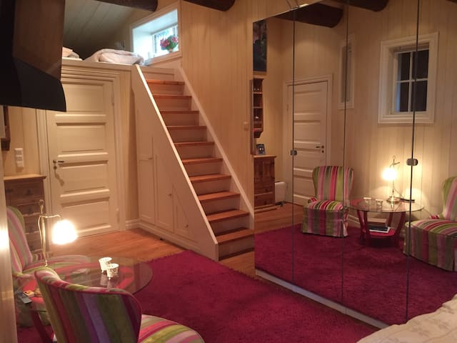 Charming flat in quiet surroundings - Oslo - Huoneisto