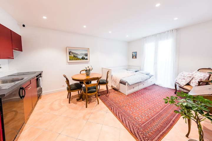 Comfortable Montreux City Centre Apartment