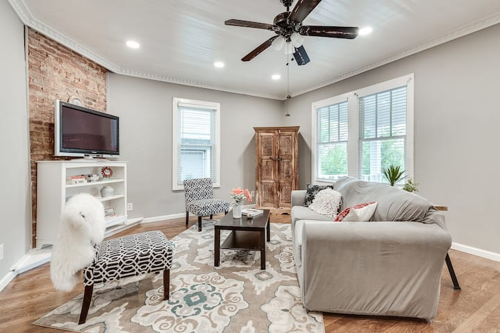 Lovely Southern Charm in the Heart of the City