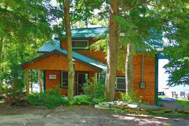 Lake Ozonia Lake House *25 minutes from Potsdam*