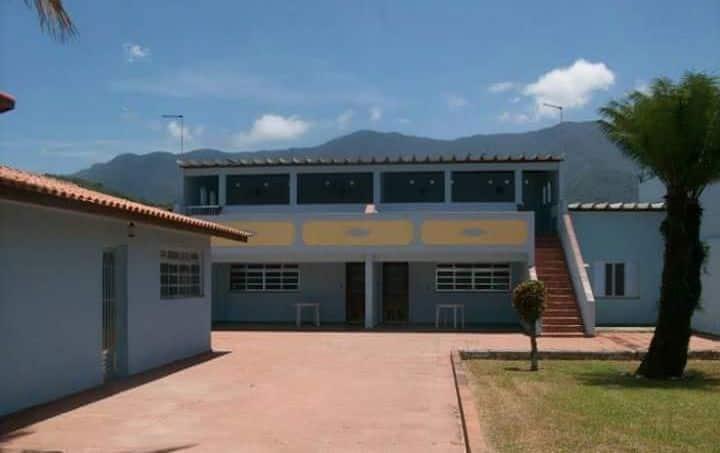 Casas de praia massaguaçu.